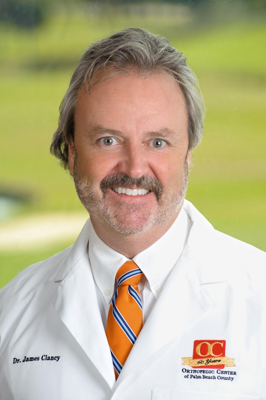 Foot and ankle surgery with Dr. James Clancy
